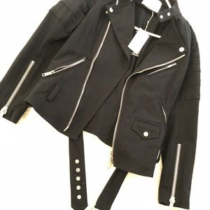 Phillip Lim Motorcycle Biker Jacket